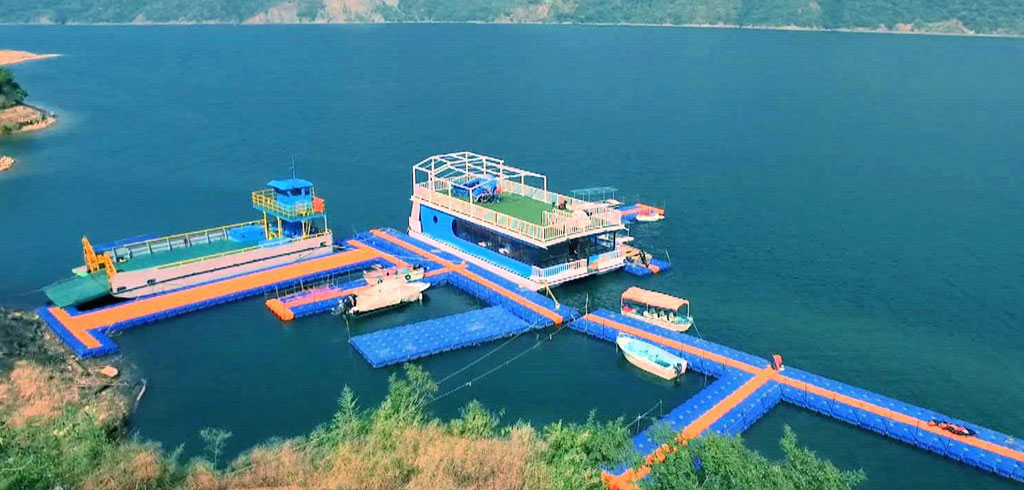 Tehri Water Sports activity